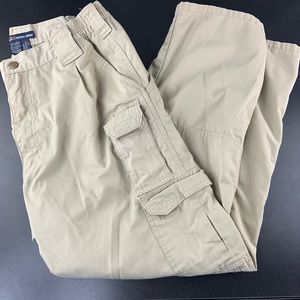 36x30 Men's 511 Tactical Khaki Cargo Pants As Is